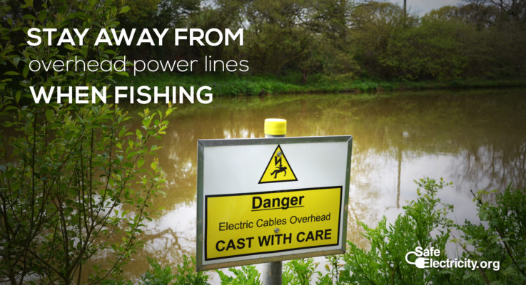 Stay Safe while Fishing